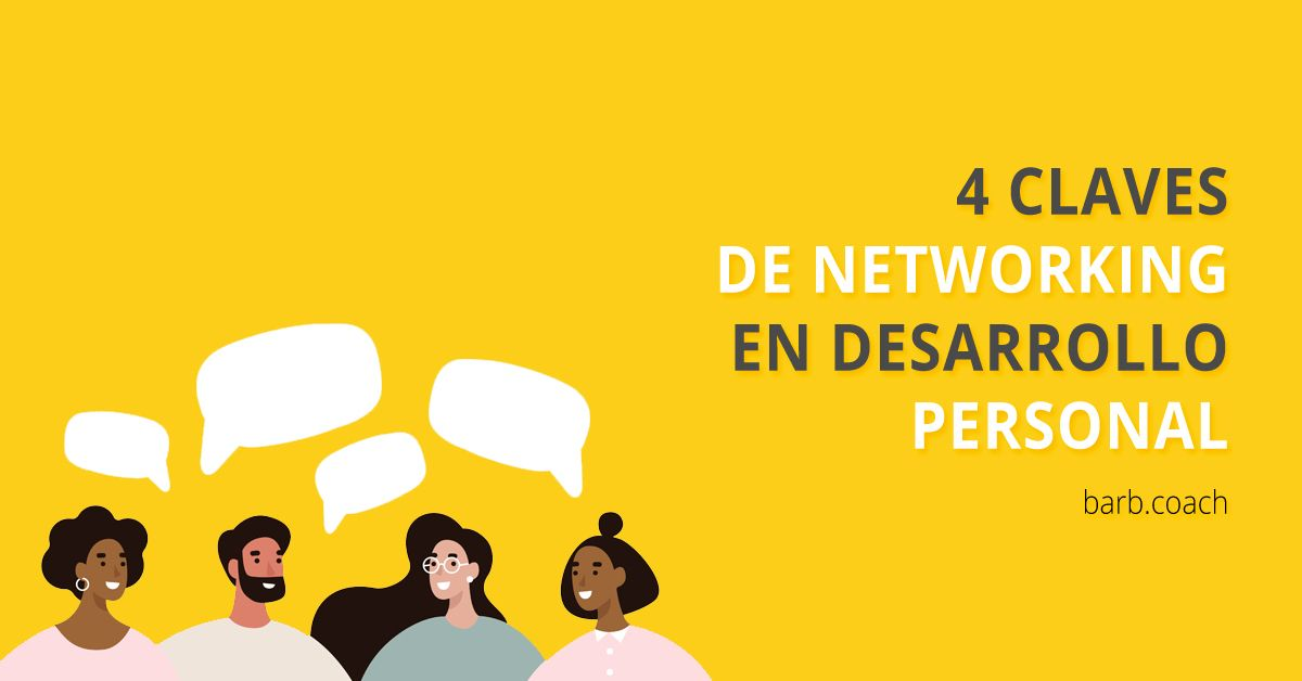 4 claves de networking