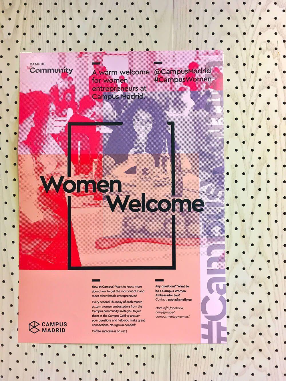 women-welcome