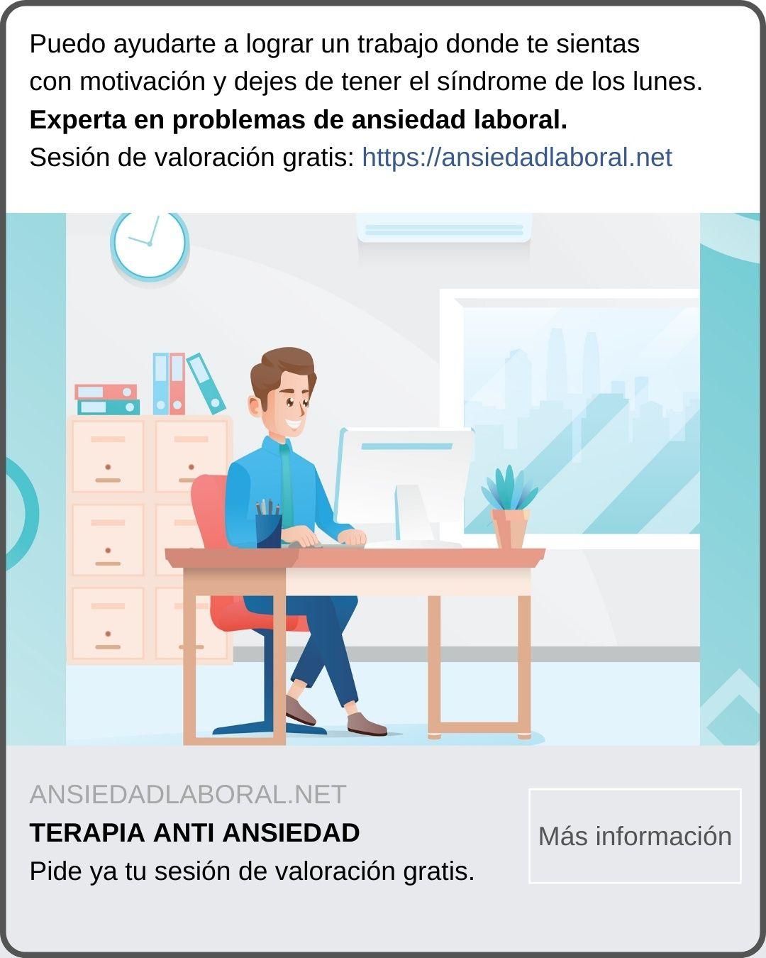 ejemplo anuncio psicóloga
